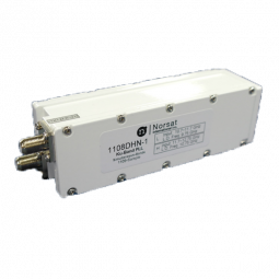 1108DHF-1  Norsat 1000 Ku-Band (10.70 - 12.75 GHz) Simultaneous Band PLL LNB Model 1108DHF-1