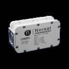 1108HUF Norsat 1000 Ku-Band (10.70 - 12.75 GHz) Quad Band PLL LNB Model 1108HUF