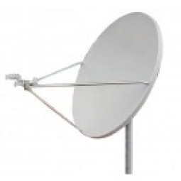 Skyware type 120 1.2m C or Ku Band Offset  Antenna