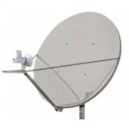 Skyware type 180 Class I 1.8m C or Ku-Band Offset Antenna