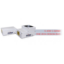MITEC 5-40W C-BAND ONE-BOX-DESIGN BUC