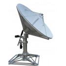 StarWin 2.4m Ka Band VSAT Antenna Dish