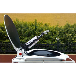 StarWin 1.2m Ku/Ka Band Cable-Drive Driveaway