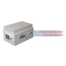 Mitec 60w X-Band Buc one box design