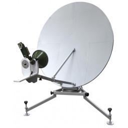 StarWin 0.9m Ku Band Flyaway Antenna