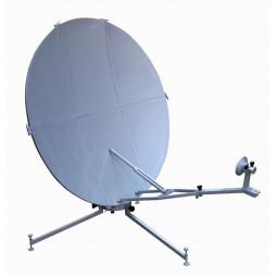 SW 1.2m Ku Band Flyaway Antenna StarWin 1.2m Ku Band Flyaway Antenna