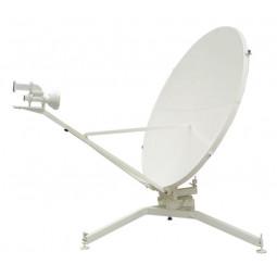 StarWin 1.8m C&Ku Band Flyaway Antenna