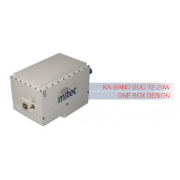 MITEC 12w Ka-Band one box design