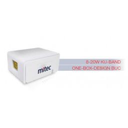 MITEC One Box design in 8 - 20W Ku-Band