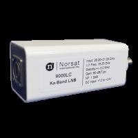 Norsat 9000 Single-Band Ka-Band (21.20 - 22.20 GHz) DRO LNB Model 9000LDN