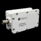 9000XI4ADF Norsat 9000 Ka-Band (19.20 - 20.20 GHz) Quad Band EXT REF LNB Model 9000XI4ADF