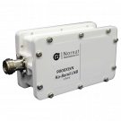 9000X5F Norsat 9000 5-Band Ka-Band (21.20 - 22.20 GHz) Ext REF LNB Model 9000X5F