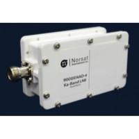 Norsat 9000 Ka-Band (17.2-22.2 GHz) Quad Band Isolator LNB Model 9000XI4ECN-4