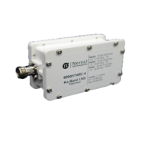 Norsat 9000 Ka-Band (19.2-21.2 GHz) Triple-Band LNB Model 9500HTABCN-4