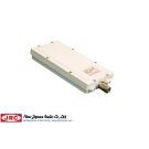 New Japan Radio NJRC   NJR2828L PLL K-Band (17.852 to 18.588  GHz) Block Up Converter BUC N-Type Connector Input