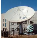 GeoSat 11.3 Meter (3.4 - 4.2, 5.85 - 6.725 GHz) C-Band Earth Station Antenna | Model GA113MCTXRX