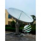 GeoSat 5.3 Meter (3.4 - 4.2, 5.85 - 6.725 GHz) C-Band Earth Station Antenna | Model GA53MCTXRX