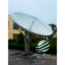 GeoSat 5.3 Meter (10.7 - 12.75, 13.75 - 14.5 GHz) KU-Ban Earth Station Antenna | Model GA53MKUTXRX