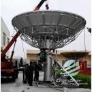 GeoSat 6.2 Meter (3.4 - 4.2, 5.85 - 6.725 GHz) C-Band Earth Station Antenna | Model GA62MCTXRX