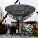 GeoSat 6.2 Meter (10.7 - 12.75, 13.75 - 14.5 GHz) KU-Ban Earth Station Antenna | Model GA62MKUTXRX