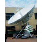 GeoSat 9.0 Meter (3.4 - 4.2, 5.85 - 6.725 GHz) C-Band Earth Station Antenna | Model GA90MCTXRX