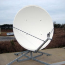 GD Satcom 1184 Series 1.8M C-Band Linear Antenna System