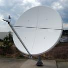 GD Satcom 1241 Series 2.4M C-Band Circular Antenna System