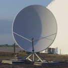 GD Satcom 1385 Series 3.8M C-Band Linear Antenna System