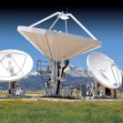 GD Satcom 7.3M Earth Station Antenna System