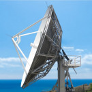 GD Satcom 9.0M Earth Station Antenna System