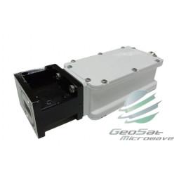 Geosat Low Noise Block Ku-Band QUAD PLL+ISO (LNB)