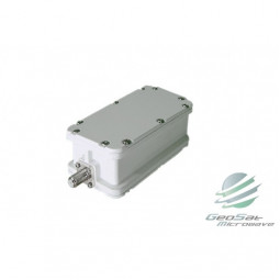 Geosat Low Noise Block Ku-Band (10.7-12.75 GHz) (10.7-12.75 GHz) QUAD PLL (LNB) | Model GLKU4LON