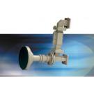 6116783-xx Global Invancom Ku Band Cross Polarized Receiver Transmitter (Rx/Tx) Feed Assembly