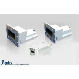 AGILIS ACA Series C-Band VSAT Outdoor Low Noise Block F Output (LNB)