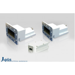 AGILIS ACA Series C-Band VSAT Outdoor Low Noise Amplifier N Output (LNA)