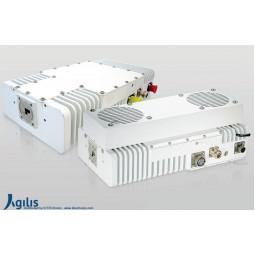 AGILIS ALB128 6W Ku-Band VSAT Outdoor Block-Up Converter F Input (BUC)