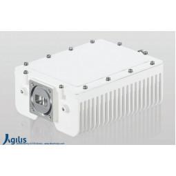 AGILIS ALB150 50W X-Band VSAT Outdoor Block-Up Converter F Input (BUC)