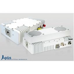 AGILIS ALB150 6W X-Band VSAT Outdoor Block-Up Converter F Input (BUC)