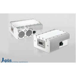 AGILIS ALB190 20W C-Band VSAT Outdoor Block-Up Converter F Input (BUC)