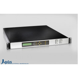 AGILIS AUC48 Series IF/L-Band to X-Band Up Converter