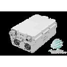 GeoSat 6W Ka-Band (27.652-28.388 GHz) BUC Block Up-Converter F-Connector-| Model GB6KA52F