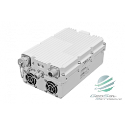 GeoSat 10W Ka-Band (27.652-28.388 GHz) BUC Block Up-Converter F-Connector-| Model GB10KA52F