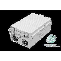 GeoSat 10W Ka-Band (27.652-28.388 GHz) BUC Block Up-Converter F-Connector-| Model GB10KA51F