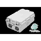 GeoSat 20W Ka-Band (27.652-28.388 GHz) BUC Block Up-Converter N-Connector-| Model GB20KA51N