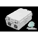 GeoSat 20W Ka-Band (27.652-28.388 GHz) BUC Block Up-Converter F-Connector-| Model GB20KA51F