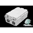 GeoSat 20W Ka-Band (27.652-28.388 GHz & 28.172-29.071 GHz) BUC Block Up-Converter F-Connector-| Model GB20KA72F