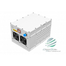 GeoSat 200W Ku-Band (13.75-14.5 GHz) BUC Block Up-Converter F-Connector | Model GBS200KUF3