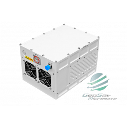 GeoSat 200W Ku-Band  BUC Block Up-Converter F-Connector  GBS200KUF3