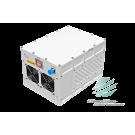 GeoSat 80W Ku-Band (13.75-14.5 GHz) BUC Block Up-Converter F-Connector | Model GBE80KUF3
