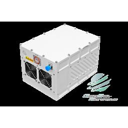 GeoSat 100W Ku-Band (13.75-14.5 GHz) BUC Block Up-Converter F-Connector | Model GBЕ100KUF3